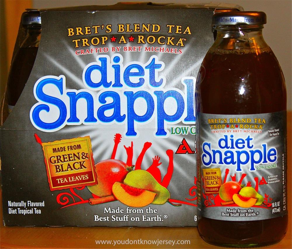 Bret Michaels' Diet Snapple Trop-A-Rocka Tea | Houston Press