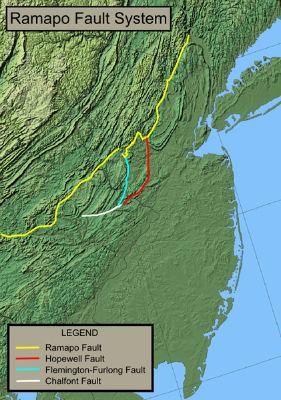 Where Are The Fault Lines In New Jersey  You Don39t Know