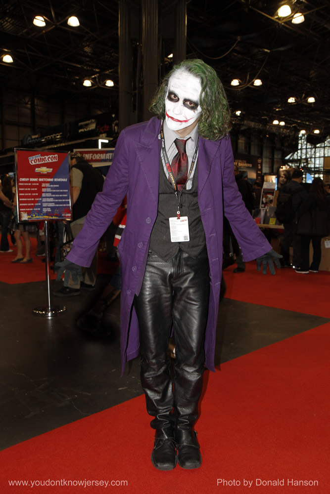 Halloween Costumes Part II – Cosplay at the 2011 New York Comic ...