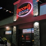 Boom Burger Rochelle Park Entrance 2