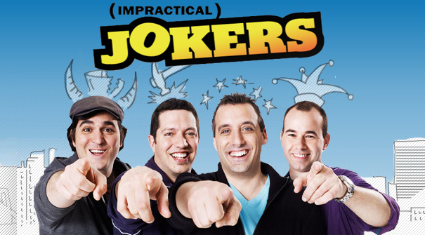 Jersey Residents May Run Into Impractical Jokers You