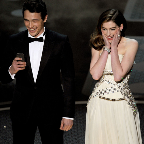 Anne Hathaway James Franco: What Happened To The Oscars?