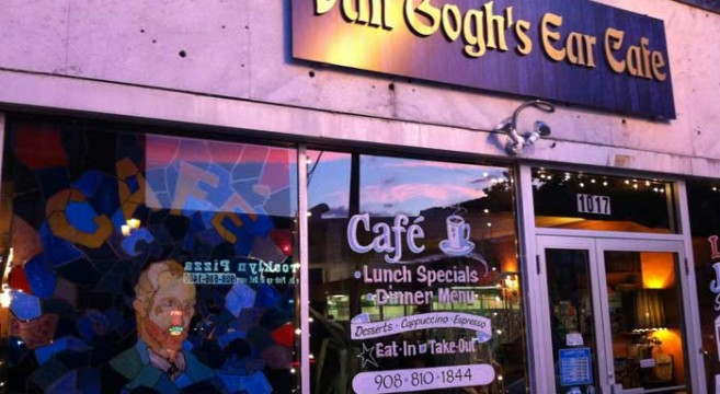 Van Gogh S Ear Cafe Open Mic