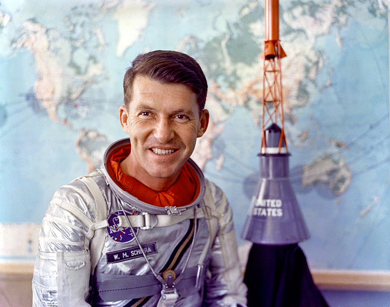 Wally Schirra