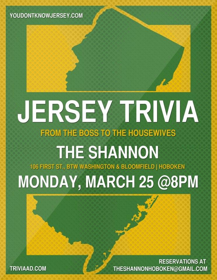 Jersey Trivia