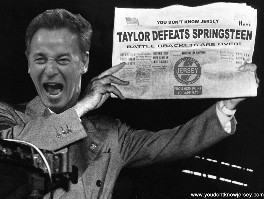 Taylor Ham Wins!