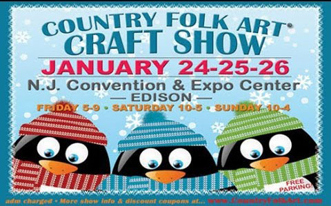 Craft Shows In Nj This Weekend