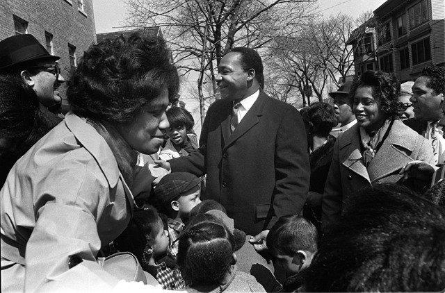 MLK in Newark