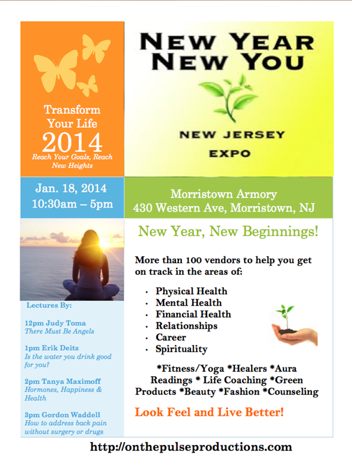 New Year New You Expo