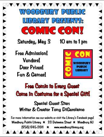 ComicCon-Flyer