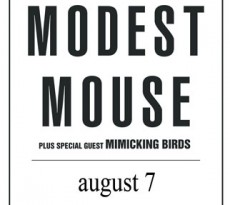 modest mouse essay Watch videos & listen free to modest mouse modest mouse is an alternative rock band which formed in 1993 in issaquah, washington, united states the band's.