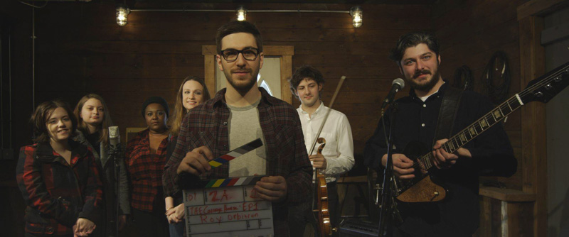 Carriage house tv debuts youtube nj music series for Jersey house music