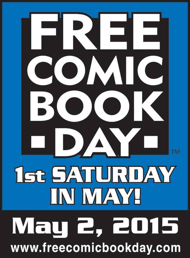 Free-Comic-Book-Day-2015
