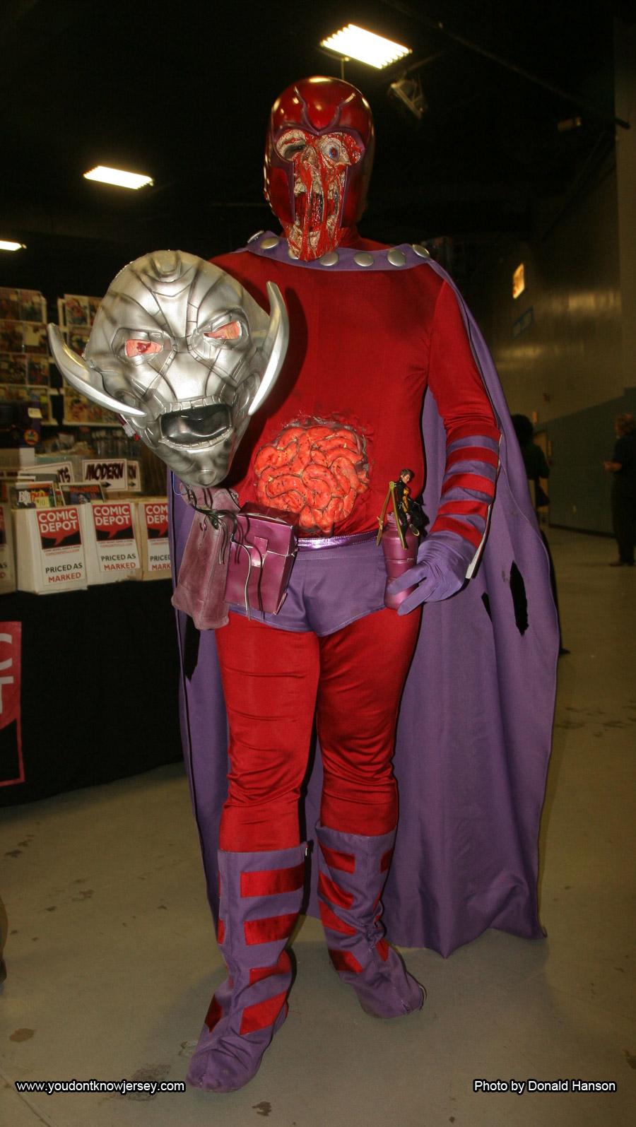 Zombie Magneto