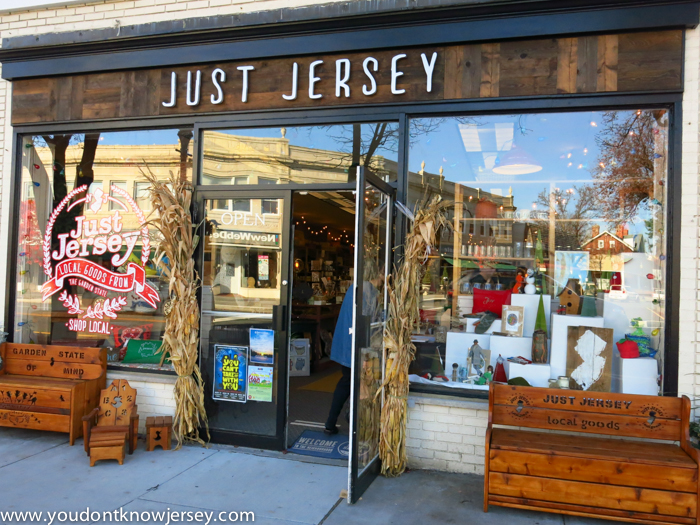 Shop Local NJ Downtown Morristown You Dont Know Jersey From