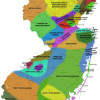 Subjective Map of New Jersey : Accurate, Funny or Offensive?