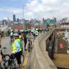 2014 New York City 42-Mile Five Boro Bike Tour – HD Time-Lapse Video