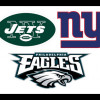 NFL Week 13 – Jets Giants Eagles – Results