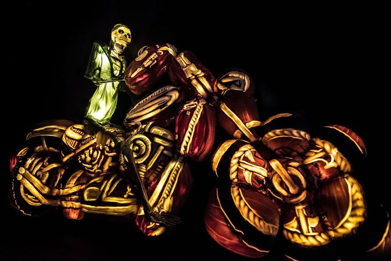 Event – The Glow : A Jack O'Lantern Experience – Weekends ...